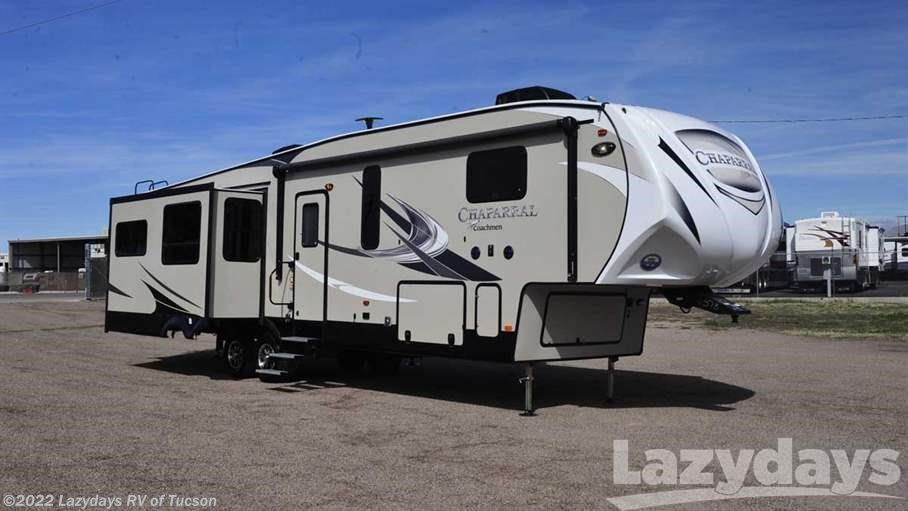 Wonderful New Coachmen Chaparral Fifth Wheel Trailer Classifieds