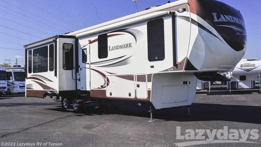 2014 Heartland Rv Rv Landmark Monterey For Sale In Tucson