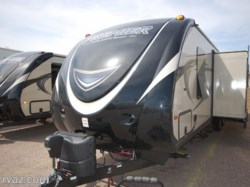 2016 Keystone Bullet Premier 34BHPR 3 Slide Travel Trailer