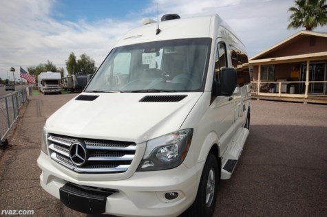 2018 Pleasure-Way Ascent  TS Mercedes Diesel