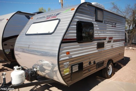 2014 Starcraft AR-ONE  15RB Travel Trailer with a Pop-Out Tent Bed