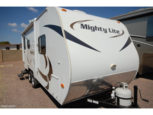 2014 Pacific Coachworks Rv Mighty Lite 18rbs Travel