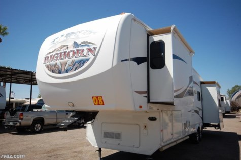 2008 Heartland RV Bighorn  3400RL 5th Wheel