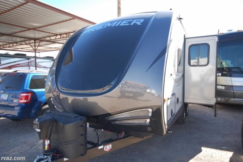 2017 Keystone Bullet  19FB PRemier Travel Trailer