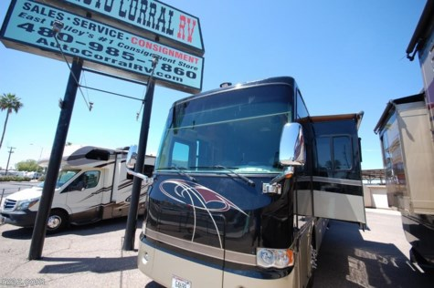 Used 2008 Tiffin Allegro Bus 40 QRP For Sale by Auto Corral RV available in Mesa, Arizona