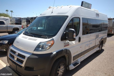 2016 Pleasure-Way Lexor  TS Class B Motorhome