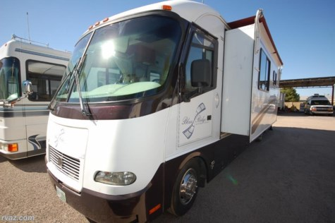 2001 Holiday Rambler Vacationer