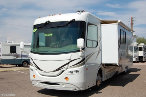 2377 2007 Coachmen Cross Country 38 Diesel Motorhome With Slides For Sale In Mesa Az