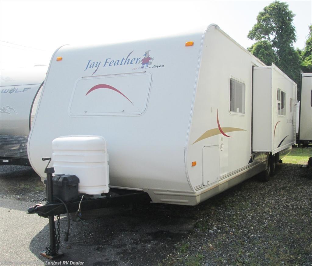 Two Bedroom Travel Trailer: 2005 Jayco RV Jay Feather LGT 29Y Bunk Beds, Sofa/Galley