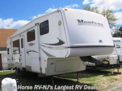 2007 Keystone Mountaineer 307 RKD Rear Kitchen Double Slide