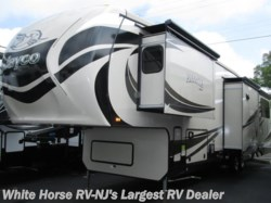 "2015 Jayco Pinnacle 36RSQS Quad Slide Rear Living with 60"" TV"