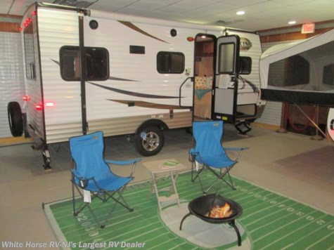 2016 Coachmen Viking  17RD Front Queen-Rear Dinette