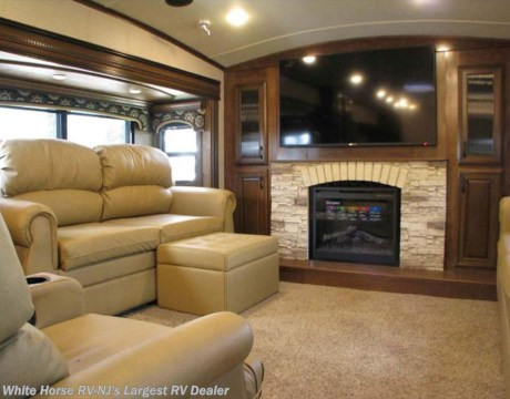 J 2016 Jayco Pinnacle 38flsa Front Living Room Quad Slide For Sale In Egg Harbor City Nj
