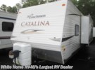 2011 Coachmen Catalina 25RKS Rear Kitchen Sofa/Wardrobe Slide-out