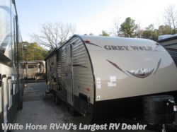 2016 Forest River Cherokee Grey Wolf 26RL Rear Living Room Slide-out