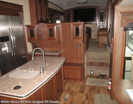 J1849 2016 Jayco Pinnacle 38flsa Front Living Room Five Slide For Sale In Egg Harbor City Nj