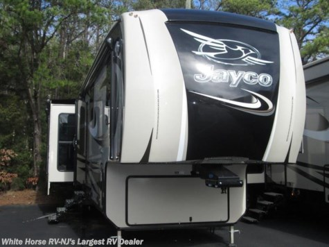 2016 Jayco Pinnacle  31RETS Rear Entertainment Triple Slide