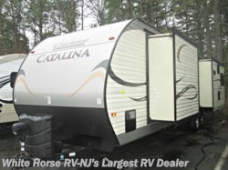 2015 Coachmen Catalina 333RETS Rear Entertainment Triple Slide