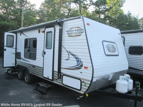 2017 Coachmen Viking  21FQ Front Walk-Around Queen, Sofa/Bed & Dinette