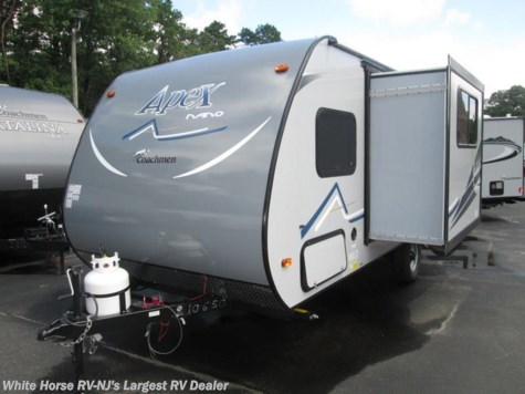 2017 Coachmen Apex Nano  193BHS Front Queen Rear Bunks Dinette Slide-out