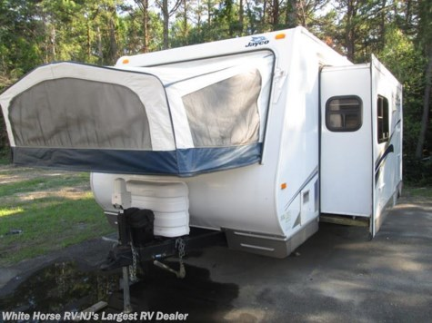 2009 Jayco Jay Feather EXP  23J Sofa/Bed & Kitchen Slide-out