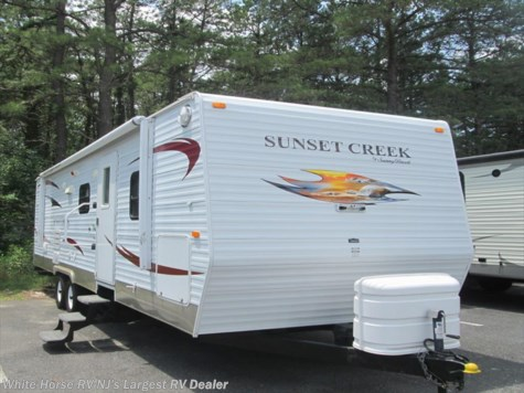 2010 SunnyBrook Sunset Creek  279RB Slide-out with Large Rear Bath