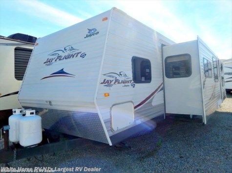 2008 Jayco Jay Flight G2  31BHDS Two-Bedroom Double Slide