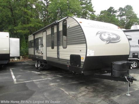 2017 Forest River Cherokee  274RK Rear Kitchen Slide-out