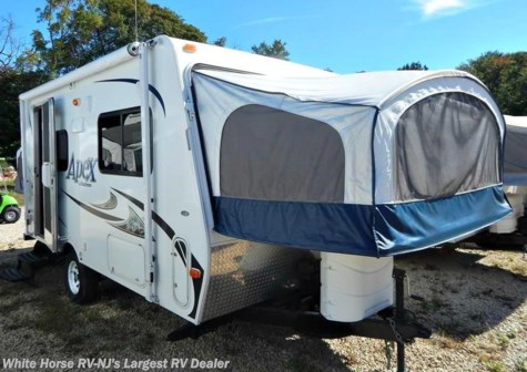 2014 Coachmen Apex  151RBX 2 Drop-Down Queen Beds, Sofa & Dinette