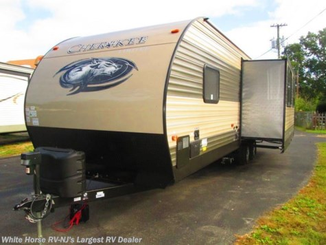 2017 Forest River Cherokee  264L Rear Living Room Slide-out with Power Bunks
