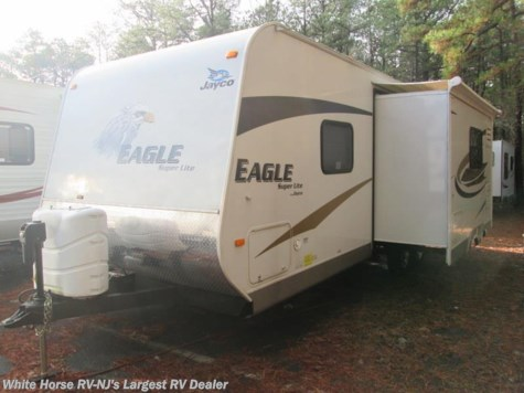 2010 Jayco Eagle Super Lite  256 RKS Rear Kitchen Slide-out