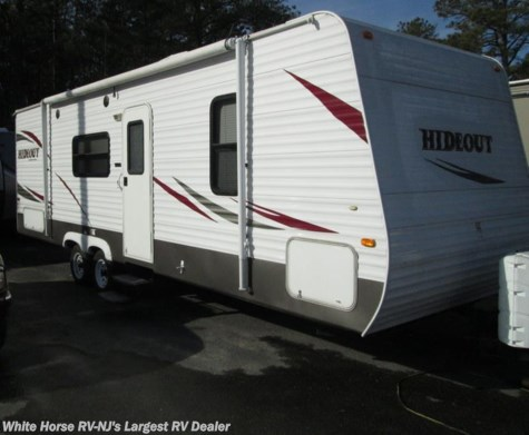 2010 Keystone Hornet Hideout  26B 2-BdRM Queen, DBL & Single Beds