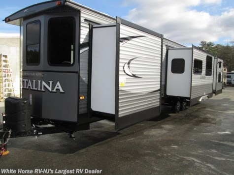 2018 Coachmen Catalina  40BHTS 2-BdRM Triple Slide Bunkhouse