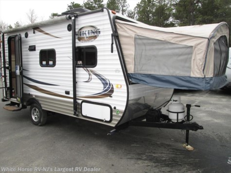 2016 Coachmen Viking  16RBD Front & Rear Drop Down Bed Ends