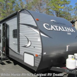 New 2017 Coachmen Catalina 261BH 2-Bedroom Sofa, Dinette, DBL Bed Bunks For Sale by White Horse RV Center (Galloway Twp) available in Egg Harbor City, New Jersey