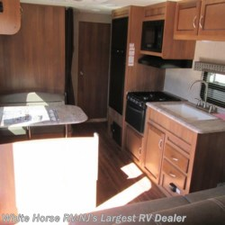 White Horse RV Center (Galloway Twp) 2017 Catalina 261BH 2-Bedroom Sofa, Dinette, DBL Bed Bunks  Travel Trailer by Coachmen | Egg Harbor City, New Jersey