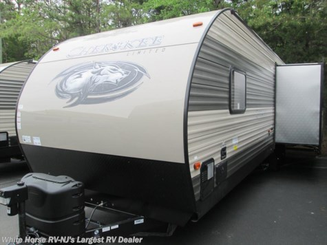 2018 Forest River Cherokee  274RK Rear Kitchen Slide-out