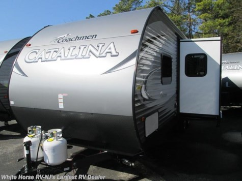 2017 Coachmen Catalina  263RLS Legacy Edition Rear Lounge Slide