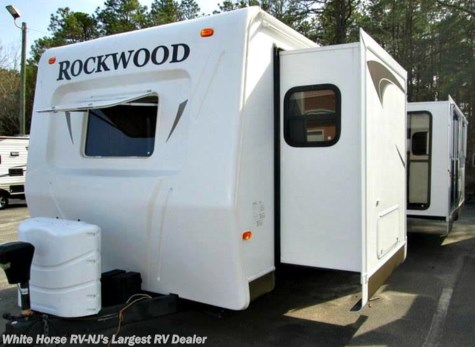 2012 Forest River Rockwood Signature Ultra Lite  8314BSS Rear Living Room Double Slide