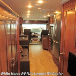 White Horse RV Center (Galloway Twp) 2017 Storm 36F 2-BdRM Double Slide Bunks & 2 Full Baths  Class A by Fleetwood | Egg Harbor City, New Jersey