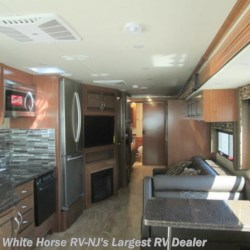 2017 Fleetwood Storm 36F 2-BdRM Double Slide Bunks & 2 Full Baths  - Class A New  in Egg Harbor City NJ For Sale by White Horse RV Center (Galloway Twp) call 609-404-1717 today for more info.