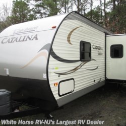 Used 2014 Coachmen Catalina 333BHKS 2-BdRM Triple Slide Bunkhouse For Sale by White Horse RV Center (Galloway Twp) available in Egg Harbor City, New Jersey