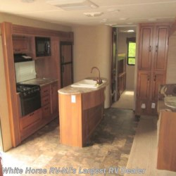 2014 Coachmen Catalina 333BHKS 2-BdRM Triple Slide Bunkhouse  - Travel Trailer Used  in Egg Harbor City NJ For Sale by White Horse RV Center (Galloway Twp) call 609-404-1717 today for more info.