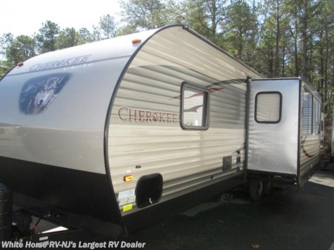 2016 Forest River Cherokee  264L Rear Living Room Slide-out