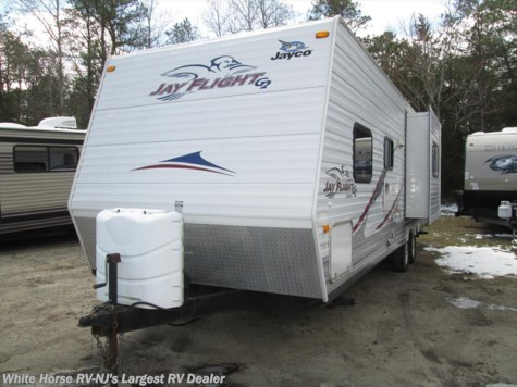 2008 Jayco Jay Flight G2  29BHS 2-BdRM Slide-out with Bunks