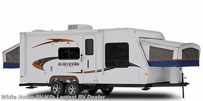 2011 Forest River Surveyor  Sport SP-192T with 2 Queen Drop Down Beds