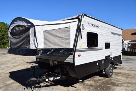 2018 Coachmen Viking  16RBD Front & Rear Drop Down Bed Ends