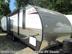 2014 Forest River Cherokee Grey Wolf 25RL Rear Living Front Queen w/Huge Walk-Thru Bath