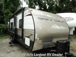 2014 Forest River Cherokee Grey Wolf 26BH Rear Triple Bunks, Front Queen Bed