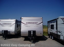 Used 2014  Gulf Stream Conquest 24BHL by Gulf Stream from Easy Camping RV in Nevada, IA